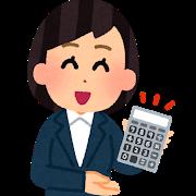 dentaku_businesswoman