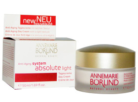 AnneMarie Borlind, System Absolute Light, Anti-Aging Day Cream
