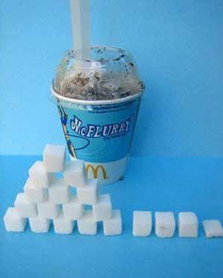 砂糖がどれくらい 食べ物 飲料051