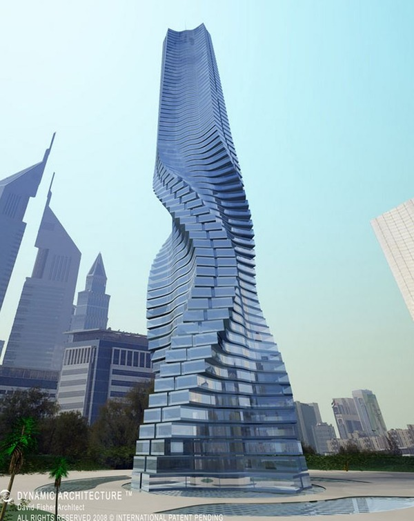 世界の変わった建物13