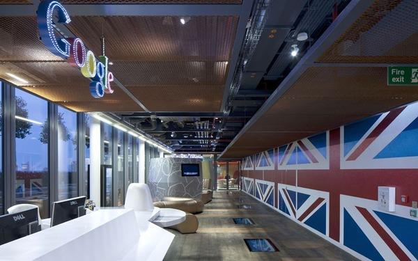 グーグルイギリス オフィス007