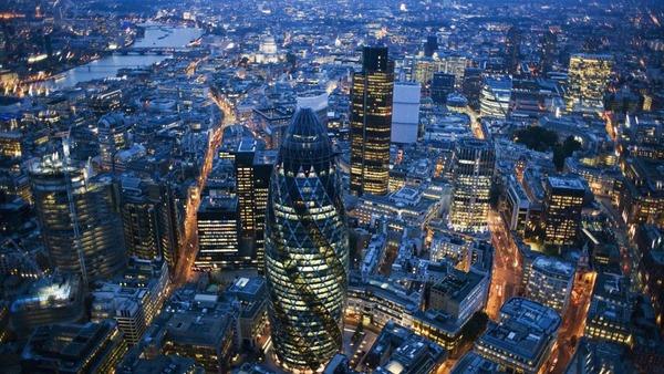 ロンドン 夜景2