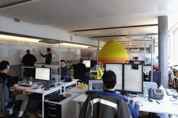 google オフィス チューリッヒ024