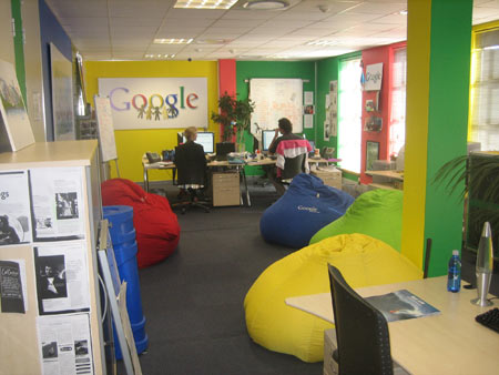 グーグルオフィス 南アフリカ001