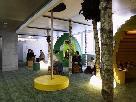 google オフィス チューリッヒ035