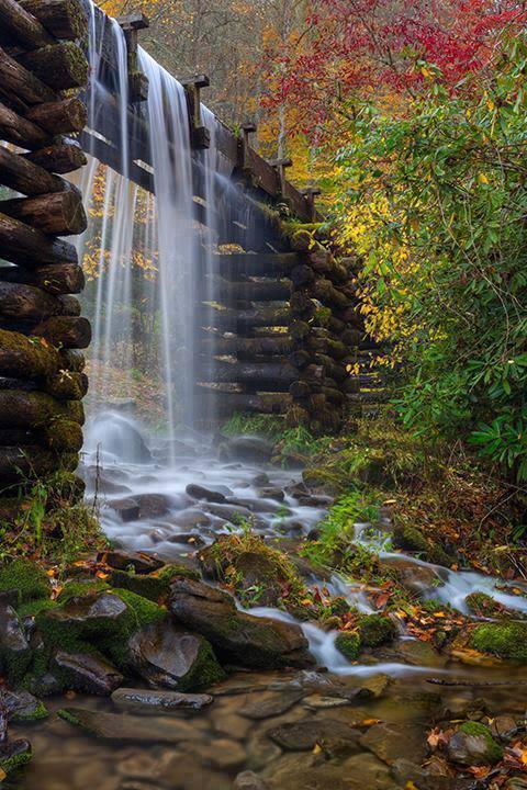 The-Mingus-Mill-Blue-Ridge-Mountains-North-Carolina