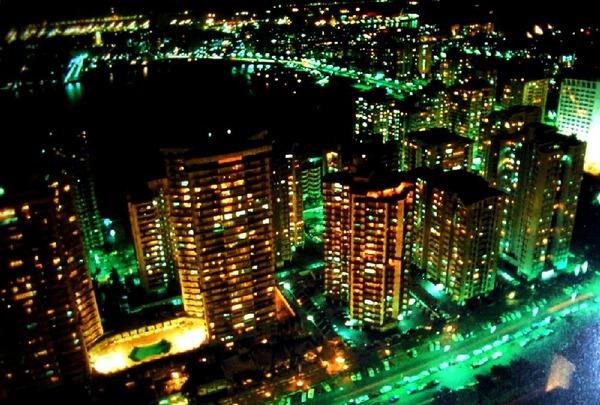 ムンバイ 夜景2
