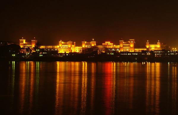 コルカタ 夜景