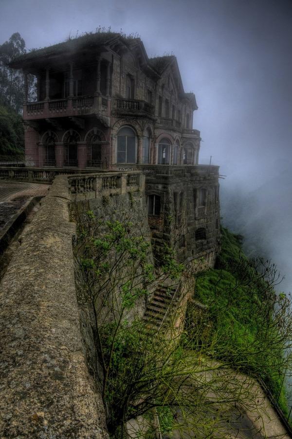 El Hotel del Saltoコロンビア