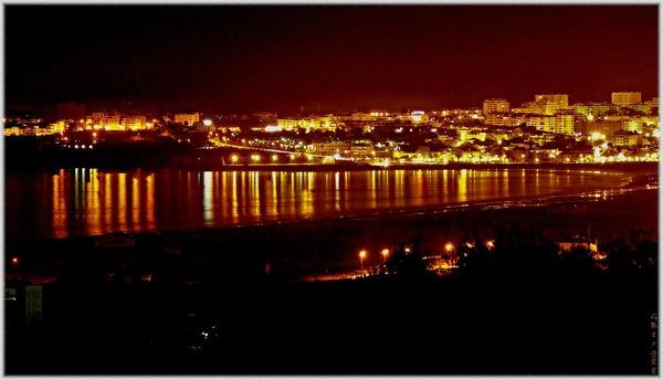 ラゴス 夜景