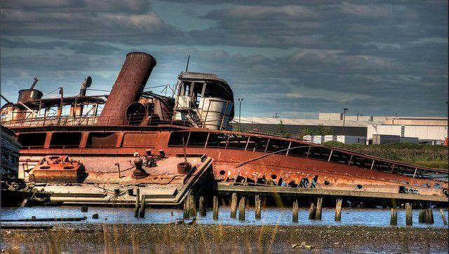 船の墓場4
