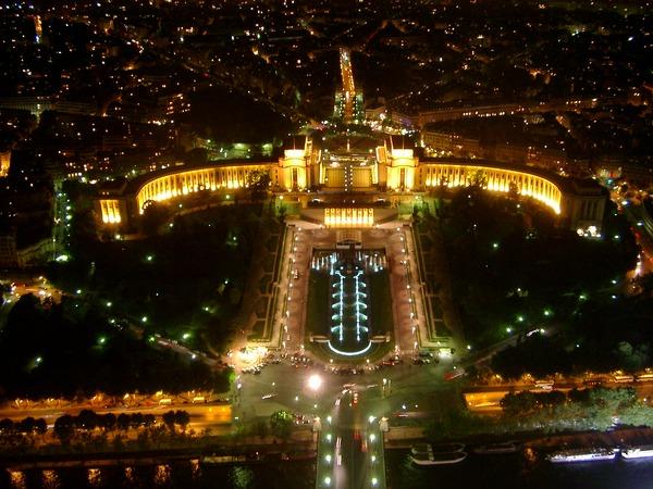 パリ 夜景2