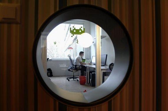 google オフィス チューリッヒ017