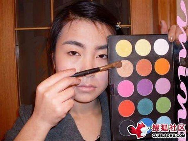化粧 メイク ビフォーアフター画像010