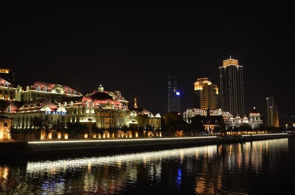 天津市 夜景2