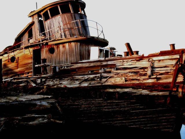 船の墓場5