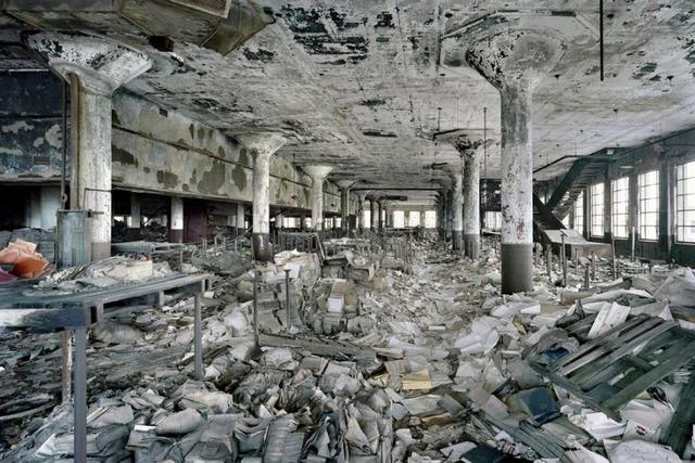デトロイト 廃墟2