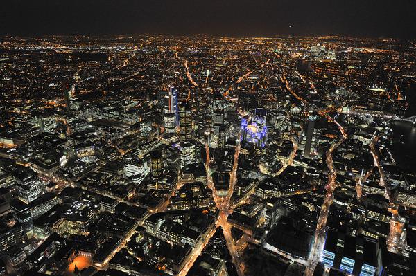 ロンドン 夜景