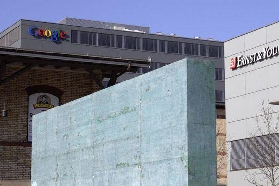 google オフィス チューリッヒ000