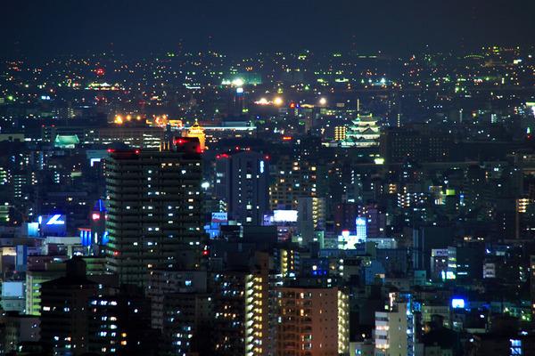 名古屋 夜景2