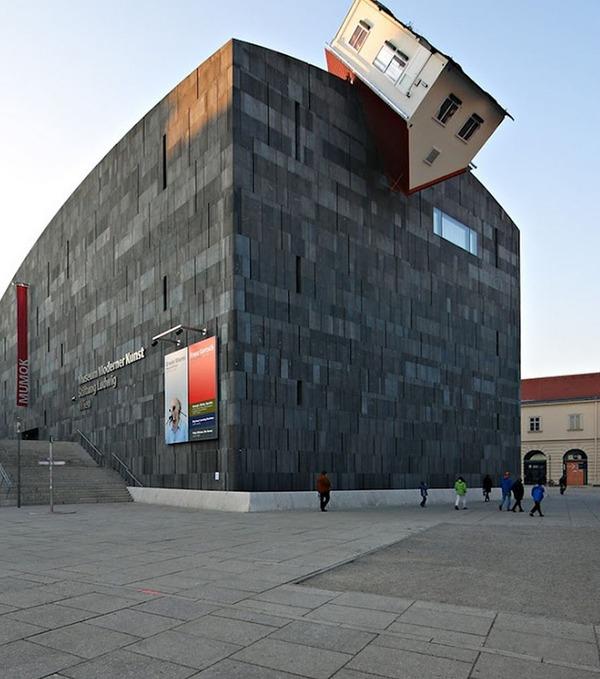 世界の変わった建物23