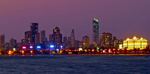 ムンバイ 夜景