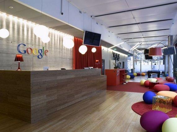 google オフィス チューリッヒ001