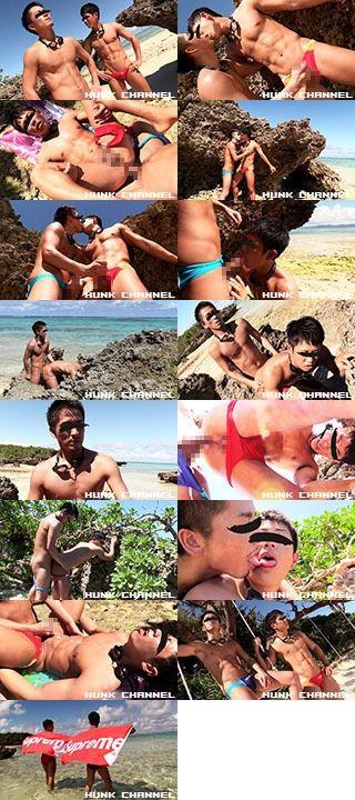 【Hunk-ch.com】Naked Summer part1-3
