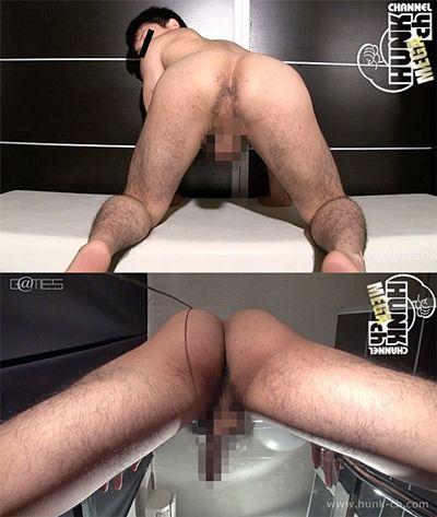 com】170cm71kg筋肉自慢のレスリング部22歳-2