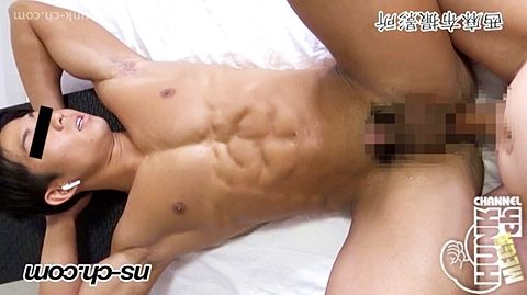 【Hunk-ch.com】未使用アナルを生で奪う!!初アナルSEX-1