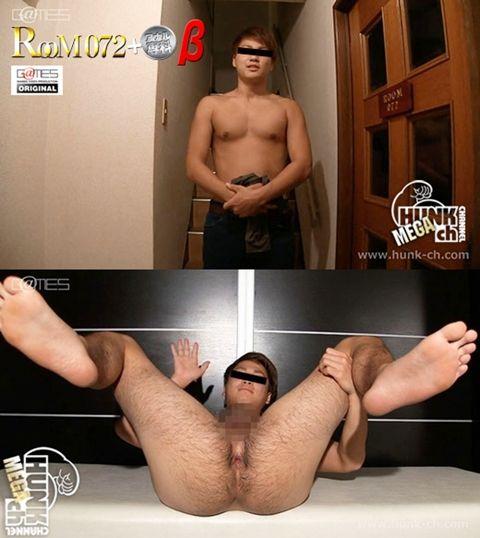 【Hunk-ch.com】176cm68kg20歳、サッカーで均整の取れた筋肉-2