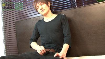 【Men's Rush】キレイ系ノンケボーイ!デカチンからザーメン放出-2