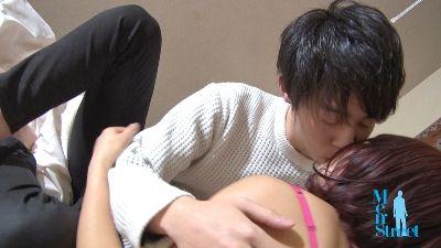 【Men's Rush】イケメン大学生が生SEX!責められ激喘ぎ!-1