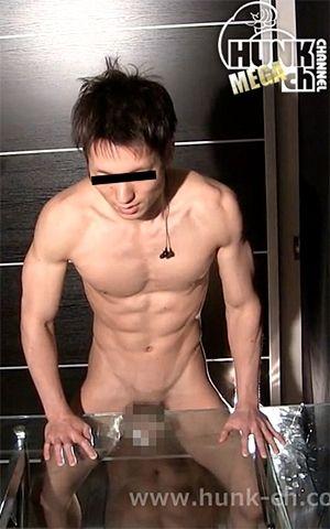 【ゲイ動画gayporn】やっぱ体操経験者の筋肉とツルツル美肌はたまらん! 165cm55kg体操部腹筋バキバキで大人気の、25歳唯人(ゆいと)くん!!