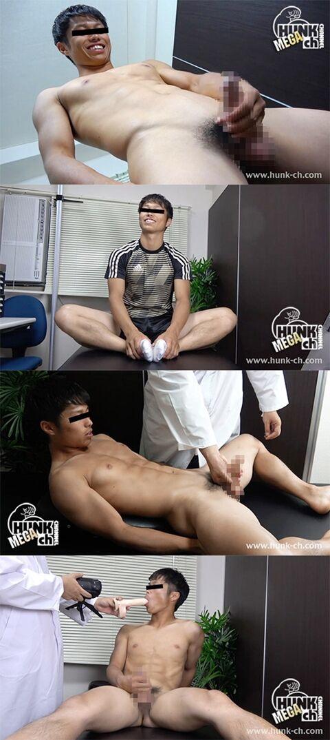 【Hc】19歳!!超爽やか体育会系筋肉質な卓弥の診断結果は!!!-2