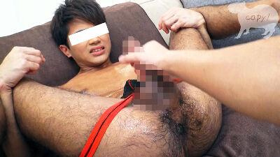 【Men's Rush】初登場!!色黒スリ筋BODY体毛濃い目24歳!!-1