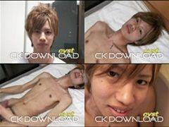 【COAT】cyst 性感罰ゲーム61-2