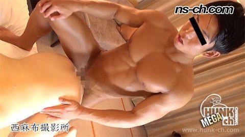 【Hunk-ch.com】俊樹のSEX事情!!タイプの女性に欲情マックス-1