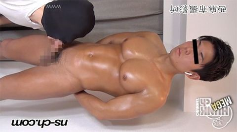 【Hunk-ch.com】体育会男子が仁王立ち2(俊樹君編)-1