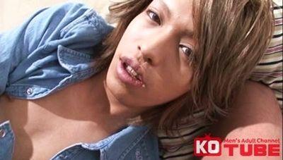 【ゲイ動画gaypornKO】ギャル男クンのツルンとした美尻をブチ抜く!! 色黒ジャニ系ギャル男・レイトとのヴァーチャルSEX!!