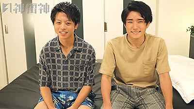 【MR】18歳ノンケ!!ガン堀り潮吹き大噴射!!-1