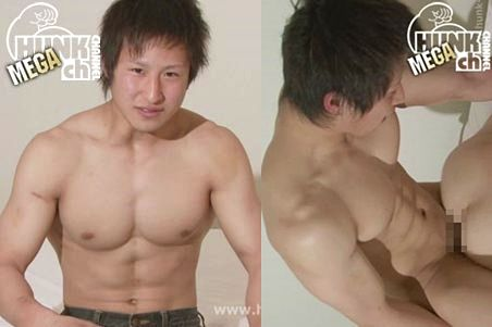 com】童顔のマッチョアスリートが童貞消失!!-2