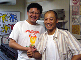ボーカルで参加してくれた長谷川さんからビデオメッセージです。<br>