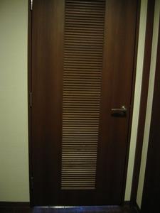 宿泊ルーム 内ドア
