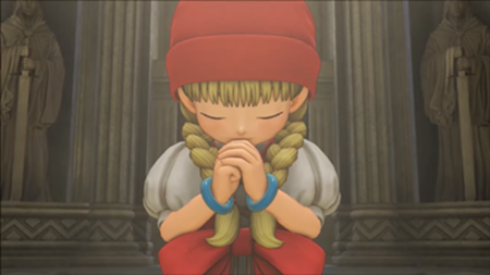 ベロニカ 祈る