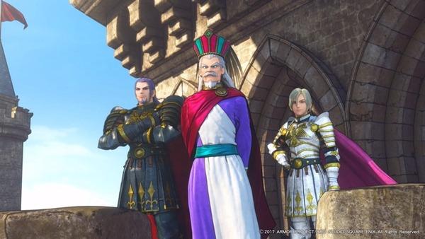 デルカダール王様
