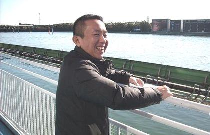 屋敷伸之 モーターボート
