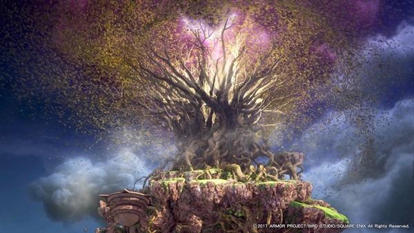 世界樹 枯れる