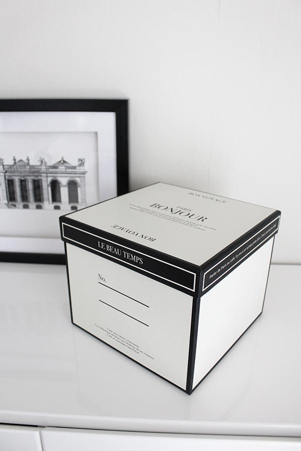 ダイソーの大人気商品『ボンジュールボックス』を買いました・我が家の活用アイデア