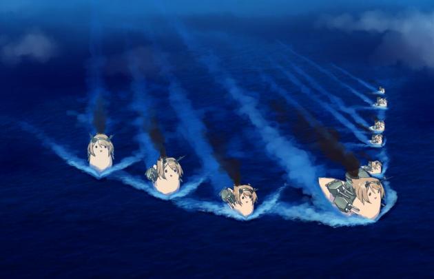 【艦これ】異常事態発生!?平和なパラオにり陸奥た... 「【艦これ】異常事態発生!?平和なパラオ